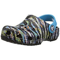 Crocs Classic Graphic Unisex Kids Clog