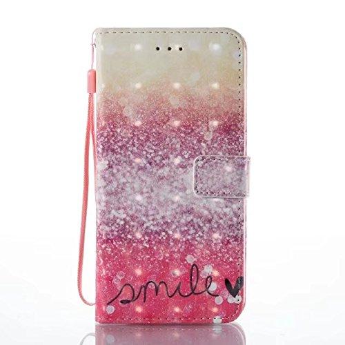 Cover iPhone 7 Plus,iPhone 8 Plus Coque,Valenth 3D Multi-parrow Wallet Leather Etui avec embouts pour carte d'identité [Stand Feature] pour iPhone 8 Plus / iPhone 7 Plus 8#
