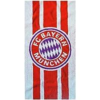 FC Bayern Serviette de douche éponge
