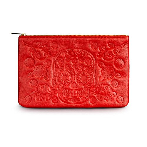 loungefly-pochette-pour-femme-rouge-rouge-einheitsgrosse