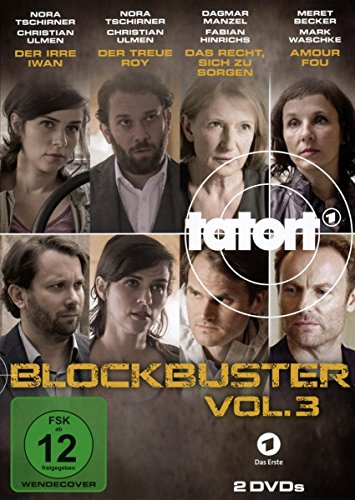 Tatort - Blockbuster Vol. 3 (2 DVDs)