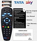 #7: Tata Sky 100% Original Universal Remote (Directly From The Manufacturer) With 1 Year Warranty (Also Works with all TV) Check Images Before Purchase