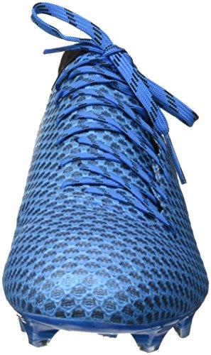 adidas Messi 16.1 Fg, Scarpe da Calcio Uomo Blu (Shock Blue /matte Silver/core Black)