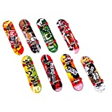 Mini Bordo Dito Pattino Kit Skateboard 1pc