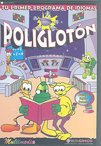 (CD-rom) poligloton (software educativo) por Aa.Vv.
