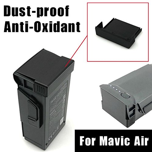 Bescita machine de chargement de la batterie Port Selflocking étanche à la poussière de protection pour DJI Mavic Air Bescita