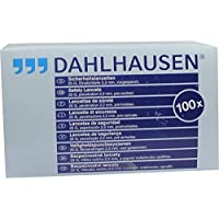 Sicherheitsblutlanzetten, 100 St preisvergleich bei billige-tabletten.eu