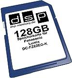 128GB Speicherkarte für Panasonic Lumix DC-FZ82EG-K