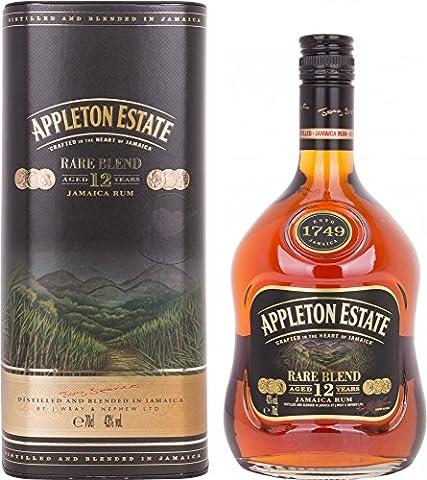 Appleton Estate 12 Year Old Rare Blend Gold Rum 70 cl