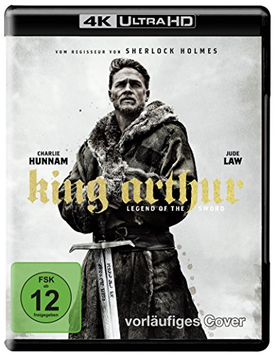 King Arthur: Legend of the Sword (Steelbook) - Ultra HD Blu-ray [4k + Blu-ray Disc]