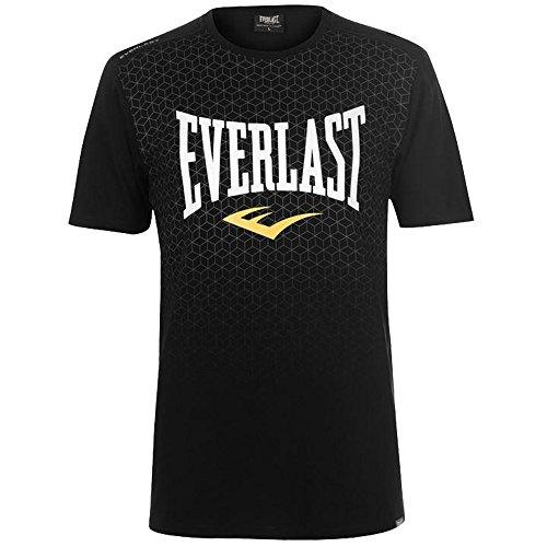 everlast tshirt Everlast Herren T-Shirt Gr. XXXXL, Black Geo