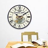 Planetareloj Orologio da parete caffè