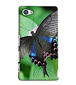 EagleHawk Designer 3D Printed Back Cover for Sony Xperia Z5 Mini - D883 :: Perfect Fit Designer Hard Case