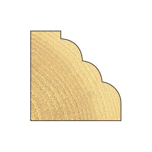 Trend - Dreifach-Bead klassischen Kutter - 46/46X1/2TC