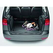 NEU Original VW Kofferaumeinlage Kofferraumwanne Touran bis Baujahr 2015 7Sitzer