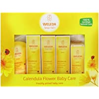 Weleda Organic Mini Calendula Baby Starter Kit