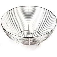 fruta Cesto, de wasserfiltrations estante de desagüe de lavado de verduras, de acero inoxidable para lavabo con cesta de frutas, wasse Colador de accesorio de cocina olla