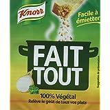 Knorr Bouillon Fait Tout 10T 100 g -