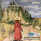 Grieg: Complete Symphonic Works Vol.1