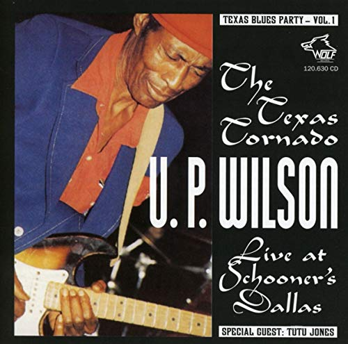Texas Blues Party Vol.1