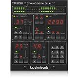 tc electronic TC2290-DT Spectra Drive Hochwertiger Bass Vorverstärker und Antriebspedal