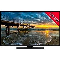 Téléviseur LED Ultra HD 4K 139 cm Hitachi 55HK6100 - TV LED 4K 55 pouces - TV connecté / Smart TV - Netflix…
