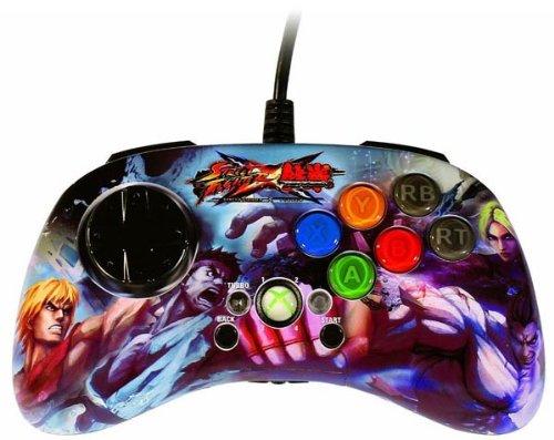 Joypad MC Street Fighter X Tekken FightPad SD Ryu (X Tekken 360 Fighter Xbox Street Für)