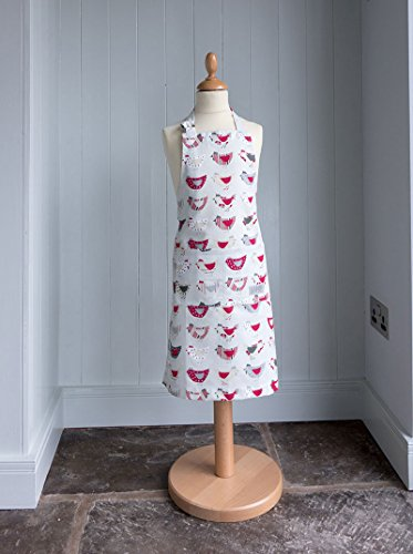Ochre and Orce Organic Cotton Children's Wipeable Apron - Roost