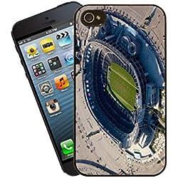 Eclipse San Diego chargeurs Qualcomm Stadium Coque-Cette Housse s'Adaptera Apple Modèle iPhone 4et 4S-by idées Cadeaux