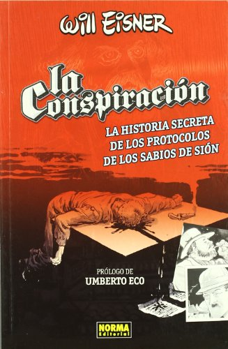 La conspiracion / The Plot Cover Image