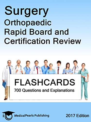 Surgery Orthopaedic: Rapid Board and Certification Review (English Edition)