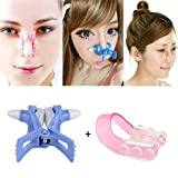 #9: Nose Up Clip Shaping Shaper Lifting Bridge Straightening Beauty Nose Clip (pair).