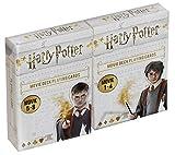 Cartamundi 108174901 Harry Potter - Tarjeta de felicitación (Formato Doble 1-8), diseño de Harry Potter
