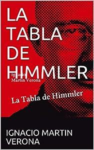 hoteles toledo: LA TABLA DE HIMMLER