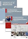 Paketangebot:Der Industriemechaniker Lernfelder 1-15 + Tabellenbuch: Das Paket enthält die Titel Fachkenntnisse Industriemechaniker Lernfelder für Metalltechnik34; (Bestell-Nr. 3291) - Hubert Aigner