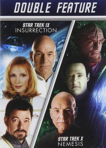 Star Trek IX: Insurrection / Star Trek X: Nemesis by Paramount (Ix-x Trek Star)