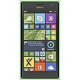 Nokia A00021396 LTE Lumia 735 Smartphone (Nano-Sim) grün