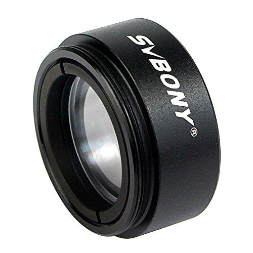 svbony-125-inch-05x-focal-reducer-thread-m28x06-for-125-inch-telescope-eyepiece-diagonal-black