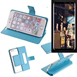 K-S-Trade Flipcover proetcion case for Bluboo S8, light