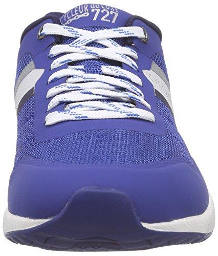 Cycleur De Luxe NEW CRASH, Baskets hautes homme Bleu - Bleu indigo