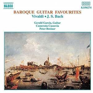 Baroque Guitar Concerti