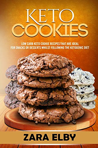 rb Keto Cookie Recipes That Are Ideal For Snacks or Desserts Whilst Following The Ketogenic Diet! ()