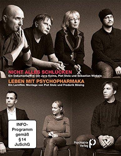 Nicht alles schlucken - Leben mit Psychopharmaka, DVD