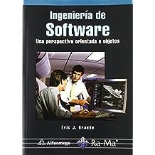 Ingeniería de Software: Una perspectiva orientada a objetos. de Eric, J. Braude (8 sep 2003) Tapa blanda