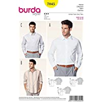 Burda B7045Misses Camiseta, 19x 13cm (Inglés)
