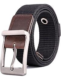 Amazon.es  cinturón antialergico - 115   Cinturones   Accesorios  Ropa 201db02f61f3
