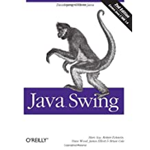 Java Swing, Second Edition by James Elliott (2002-11-01)