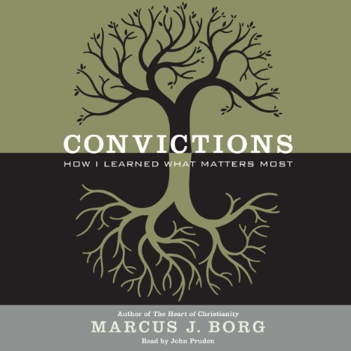 Convictions: How I Learned What Matters Most by Marcus J. Borg (2014-05-20)