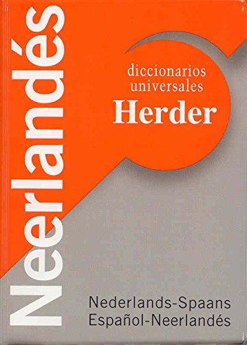 Diccionario POCKET Neerlandés. Nederlands-Spaans / Español-Neerlandés (Diccionarios Herder) por Johanna Sattler