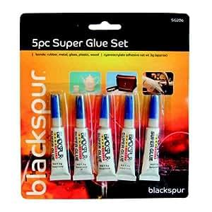 Super Glue Tubes Pack of 5 SG206
